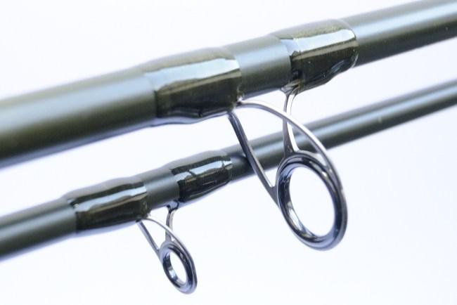 Die robusten Ringe versprechen lange Freude auch nach hartem Einsatz.